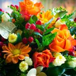 een bloemetje voor de vereniging Markdal